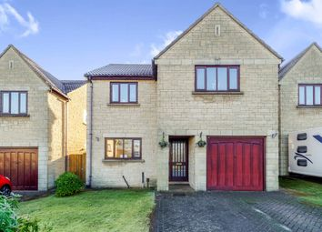 Thumbnail 4 bed detached house for sale in Rosedale Walk, Frome