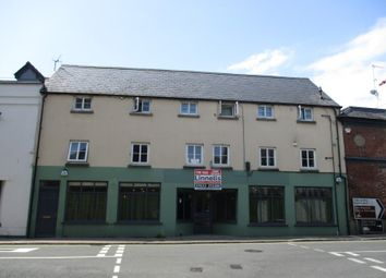 Thumbnail Industrial for sale in 6-8 St James Street, Monmouth, Monmouthshire