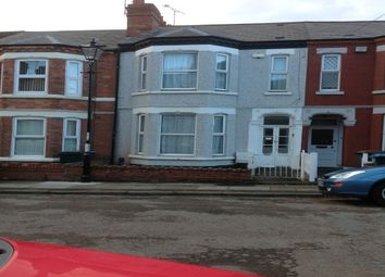 Thumbnail 6 bed terraced house to rent in Melville Road, Coventry
