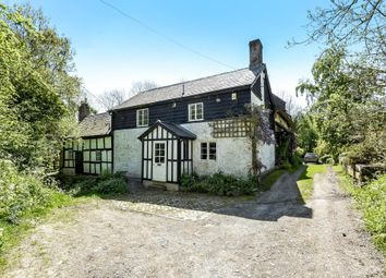 Thumbnail 3 bed semi-detached house for sale in Adforton, Nr.Leitwardine, Shropshire