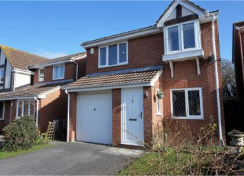 Thumbnail 3 bed detached house for sale in Brins Close, Stoke Gifford