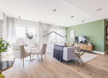 Thumbnail 1 bed flat for sale in Keybridge Capital, Exchange Gardens, Vauxhall