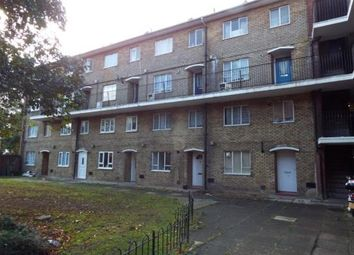 Thumbnail 3 bedroom flat to rent in Barrowfield Close, London