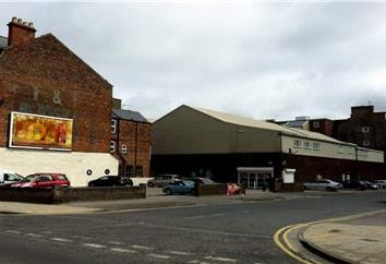 Thumbnail Commercial property for sale in Former Supermarket, York Road, Bridlington