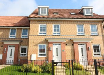 Thumbnail 4 bedroom terraced house for sale in Richmond Lane, Kingswood, Hull