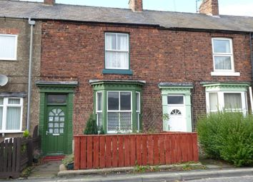 Thumbnail 3 bed cottage for sale in Bridge Terrace, Northallerton