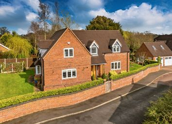 Thumbnail 3 bed detached house for sale in Yew Tree House, School Fields, Hinstock, Market Drayton