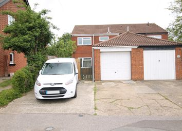 Thumbnail 3 bedroom semi-detached house for sale in High Road, Trimley St Mary