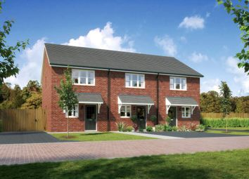 "Thumbnail 3 bed mews house for sale in ""Aston"" at Close Lane, Alsager, Stoke-On-Trent"