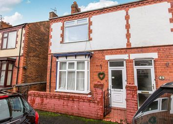 Thumbnail 3 bed property for sale in Romanes Street, Northwich