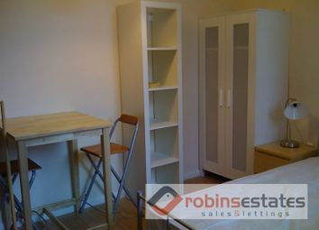 Thumbnail 1 bed flat to rent in Hartley Road, Nottingham