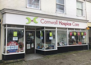 Thumbnail Retail premises for sale in Molesworth Street, Wadebridge