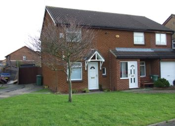 Thumbnail 2 bed semi-detached house to rent in Cranswick Close, Billingham