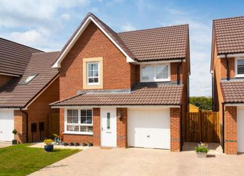 "Thumbnail 3 bed detached house for sale in ""Cheadle"" at Green Lane, Yarm"
