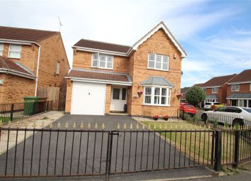 Thumbnail 4 bed detached house to rent in Cavendish Avenue, Pontefract, West Yorkshire
