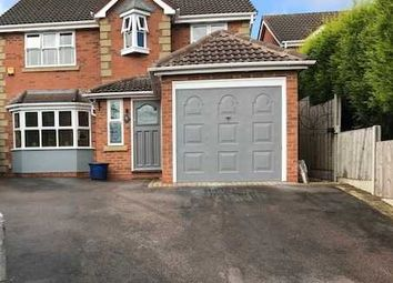 Thumbnail 4 bed detached house for sale in Rydal, Wilnecote, Tamworth