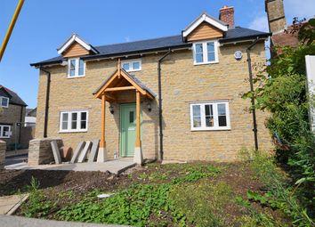 Thumbnail 3 bed detached house for sale in Station Road, Stalbridge, Sturminster Newton