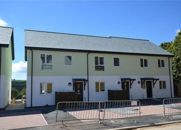Thumbnail 2 bed terraced house for sale in Woodgate, Off Western Avenue, Liskeard, Cornwall
