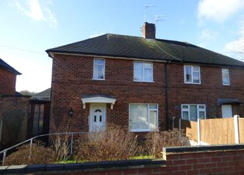 Thumbnail 3 bed semi-detached house to rent in Whitemoss Close, Wollaton, Nottingham