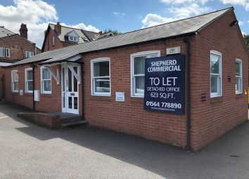 Thumbnail Office to let in 126 Station Road, Knowle, Solihull