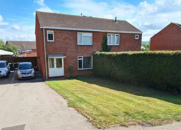 Thumbnail 3 bed semi-detached house for sale in Hawthorn Road, Taunton