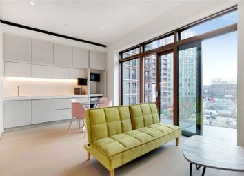 Thumbnail 1 bed flat to rent in Luma Building, 6 Lewis Cubitt Walk, Kings Cross