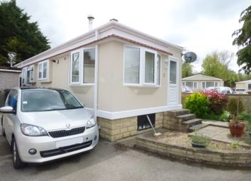 Thumbnail 2 bedroom mobile/park home for sale in Downsland Park, Woodrow Lane, Great Moulton