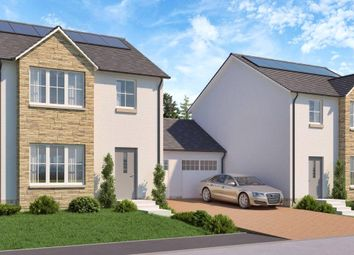 3 bed link-detached house for sale in The Fingask II, Plot 81, Hayfield Brae, Methven, Perth PH1