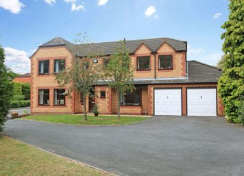 Kingfisher Way, Leegomery, Telford TF1. 5 bed detached house for sale