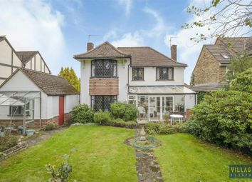 Thumbnail 4 bed detached house for sale in Goodyers Avenue, Radlett