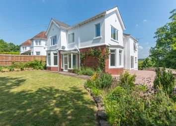Thumbnail 5 bed detached house for sale in Ponthir Road, Caerleon, Newport