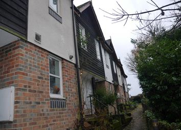 Thumbnail 2 bed terraced house to rent in Elstree Hill, Bromley
