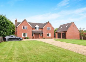 Thumbnail 5 bed detached house for sale in Boston Lane, Hinton-On-The-Green, Evesham, Worcestershire
