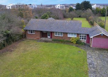 Thumbnail 4 bed detached bungalow for sale in Clifford Road, Whitstable