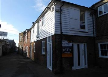 Thumbnail Office to let in Bull Yard, Ashford
