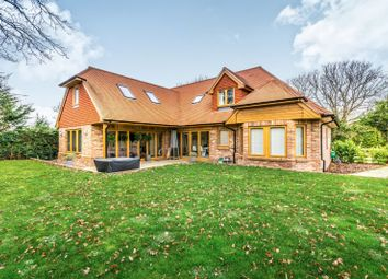 Thumbnail 5 bed detached house to rent in West Chiltington Lane, Coneyhurst, Billingshurst