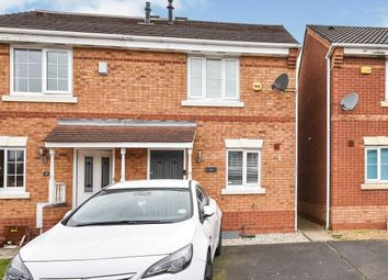Thumbnail 2 bed semi-detached house for sale in Balmoral Way, Reedswood, Walsall, .