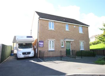 Thumbnail 4 bed detached house for sale in St Dunstans Close, Griffithstown, Pontypool