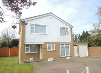 Thumbnail 4 bed detached house for sale in Eastcliff Avenue, Clacton-On-Sea