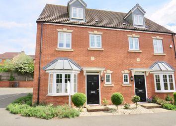 Thumbnail 4 bed semi-detached house for sale in Kipling Drive, Melton Mowbray