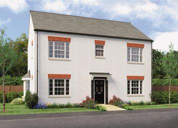 "Thumbnail 4 bed detached house for sale in ""Stevenson"" at Tadmarton Road, Bloxham, Banbury"