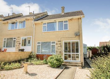 Thumbnail 3 bedroom end terrace house for sale in Lytton Gardens, Bath