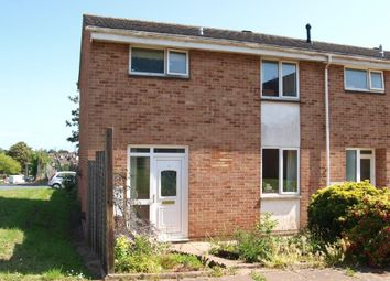 Thumbnail 3 bed end terrace house for sale in Ribston Avenue, Exeter