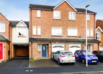 Thumbnail 4 bedroom town house to rent in Sunnymill Drive, Sandbach
