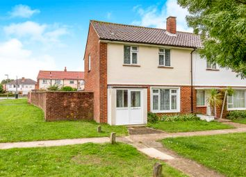 Thumbnail 2 bed end terrace house for sale in Green Crescent, Gosport