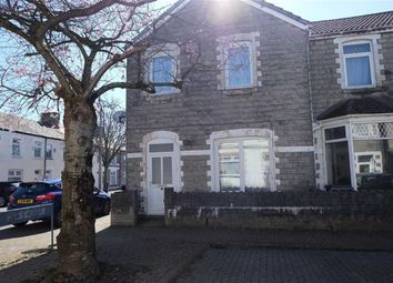 Thumbnail 3 bedroom end terrace house to rent in Gilbert Street, Barry, Vale Of Glamorgan