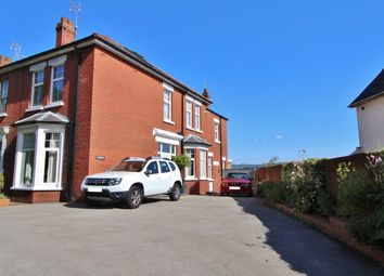Thumbnail 4 bed semi-detached house for sale in Ponthir Road, Caerleon, Newport