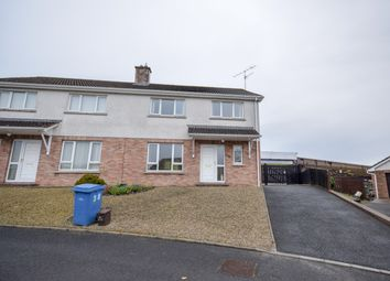 Thumbnail 3 bed semi-detached house for sale in Beechgrove Park, Ballinamallard