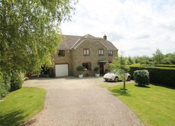 Thumbnail 4 bed detached house for sale in Bourton, Gillingham, Dorset