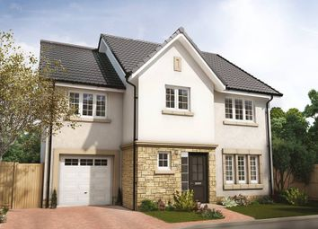 "Thumbnail 4 bed detached house for sale in ""The Bryce"" at North Berwick"
